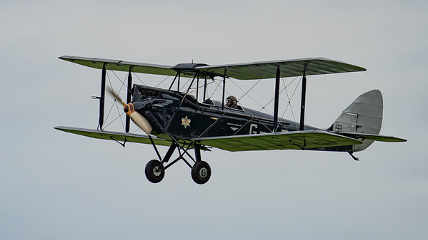 Shuttleworth, Shuttleworth De-Havilland Airshow - Sun 27/09/2020@16:09