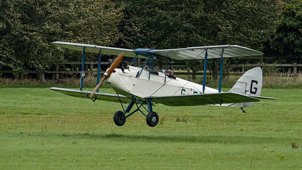 Shuttleworth, Shuttleworth De-Havilland Airshow - Sun 27/09/2020@16:25