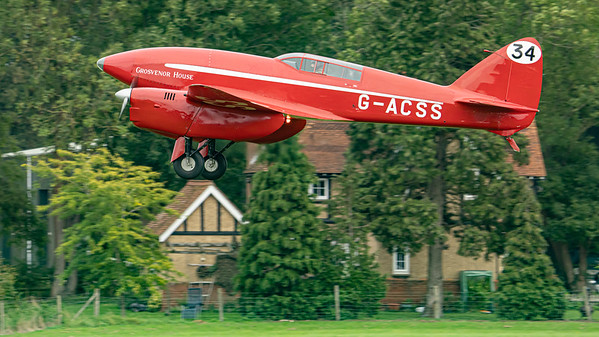 Shuttleworth, Shuttleworth De-Havilland Airshow - Sun 27/09/2020@16:36