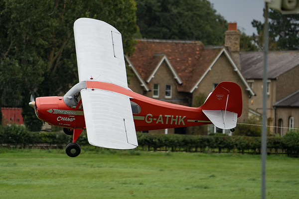 Shuttleworth, Shuttleworth De-Havilland Airshow - Sun 27/09/2020@15:15