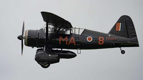 Shuttleworth, Shuttleworth De-Havilland Airshow - Sun 27/09/2020@14:47