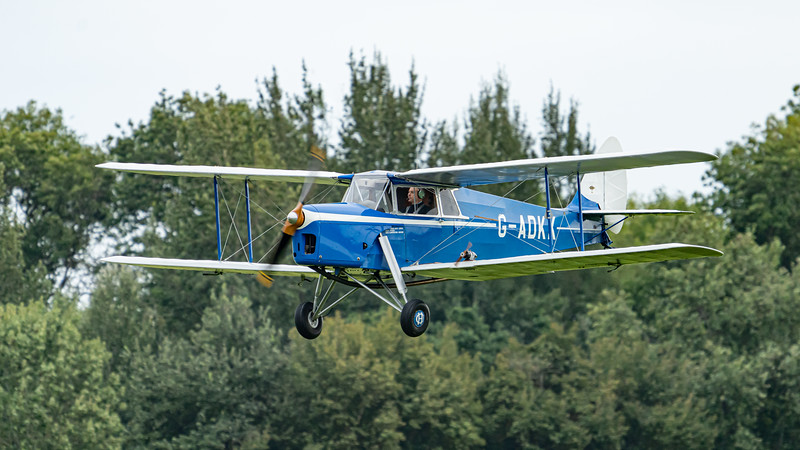 Shuttleworth, Shuttleworth De-Havilland Airshow - Sun 27/09/2020@16:10