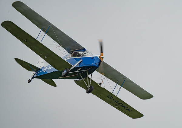Shuttleworth, Shuttleworth De-Havilland Airshow - Sun 27/09/2020@16:13