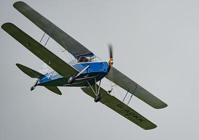 Shuttleworth, Shuttleworth De-Havilland Airshow - Sun 27/09/2020@16:13