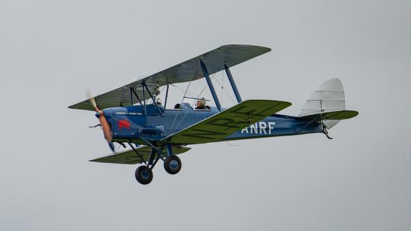 Shuttleworth, Shuttleworth De-Havilland Airshow - Sun 27/09/2020@16:23