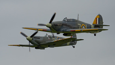 Shuttleworth, Shuttleworth De-Havilland Airshow - Sun 27/09/2020@15:35