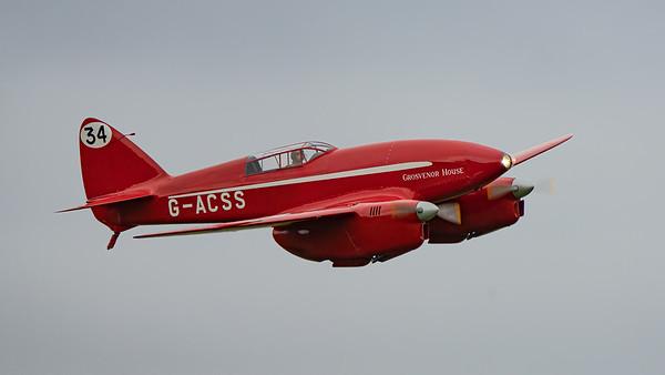 Shuttleworth, Shuttleworth De-Havilland Airshow - Sun 27/09/2020@16:40
