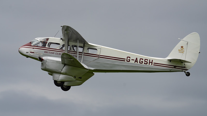 Shuttleworth, Shuttleworth De-Havilland Airshow - Sun 27/09/2020@15:18
