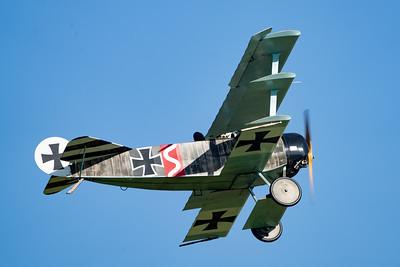 Flying for Fun, Shuttleworth - Sat 17/07/2021@17:53