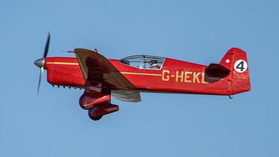 Flying for Fun, Shuttleworth - Sat 17/07/2021@18:27