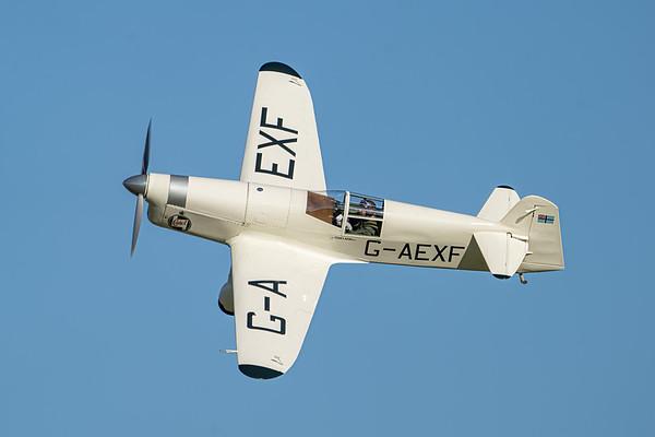 Flying for Fun, Shuttleworth - Sat 17/07/2021@18:31