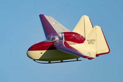 Flying for Fun, Shuttleworth - Sat 17/07/2021@18:11