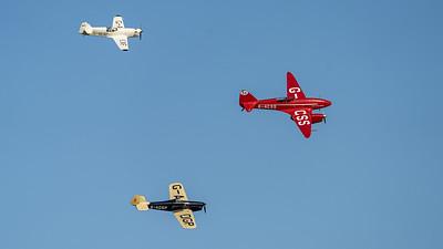 Flying for Fun, Shuttleworth - Sat 17/07/2021@18:26