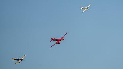 Flying for Fun, Shuttleworth - Sat 17/07/2021@18:28