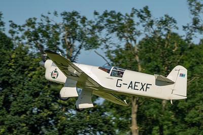 Flying for Fun, Shuttleworth - Sat 17/07/2021@18:15