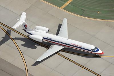 American Eagle EMB-135KL, N854AE
