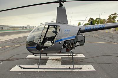 Robinson R-22 Beta II, N935SH