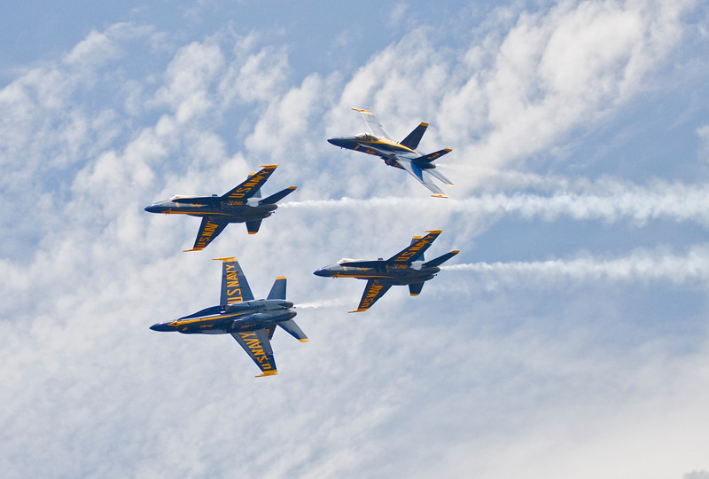 The Blue Angels<br /> <br /> Final post of the airshows series... I hope you all didn't become too tired of seeing pics from 2 different airshows :)