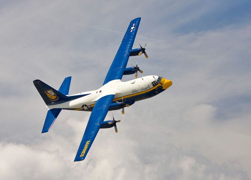 Fat Albert - Blue Angels Support C-130 Hercules