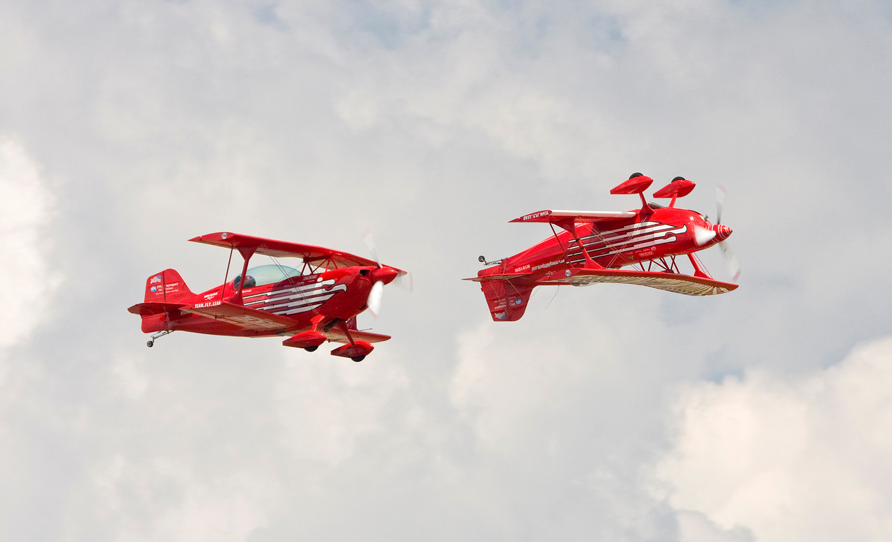 The Red Eagles at Air Expo 2009, Patuxent River NAS