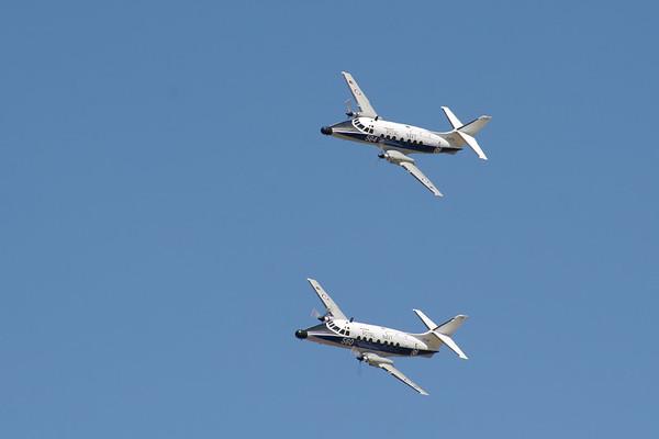 Scottish Aviation Jetstream T2s  (Royal Navy)