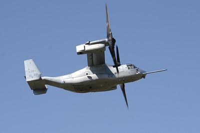 Bell / Boeing MV-22B Osprey  (United States Marine Corps)