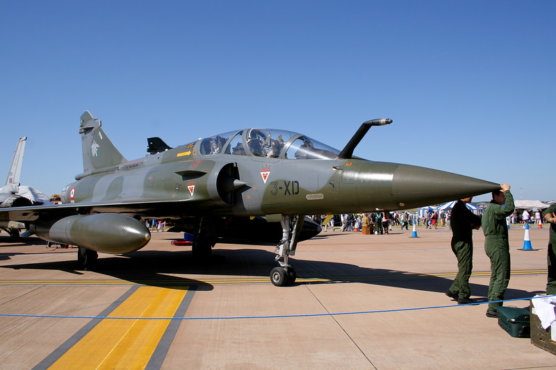 Mirage 2000D-EC 3/3 (French Air Force)