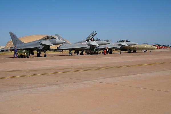 Eurofighter Typhoon  (Royal Air Force)