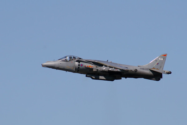 BAe Harrier GR7A/9  (Royal Air Force)