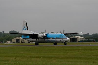 Fokker 50 - KLM Cityhopper