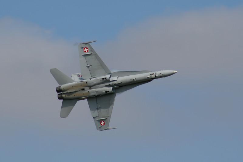 McDonnell Douglas F/A-18C Hornet (Swiss Air Force)