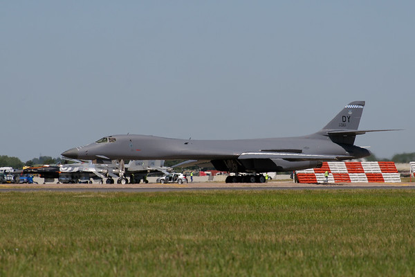 Rockwell International B-1B Lancer  (United States Air Force)