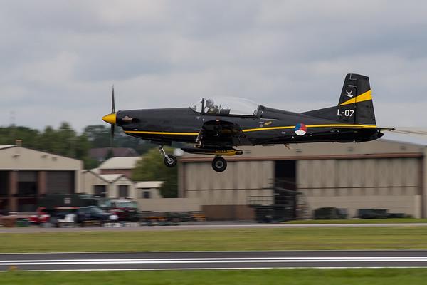Pilatus PC-7 (Royal Netherlands Air Force)