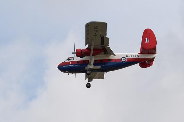 Scottish Aviation Twin Pioneer