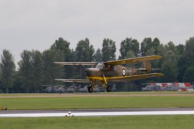 1936 de Havilland DH.87b Hornet Moth