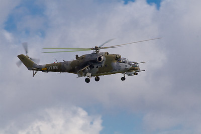 Mil Mi-24V (Czech Air Force)