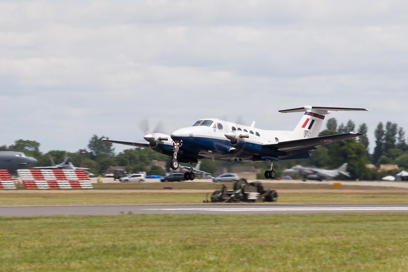 Hawker Beechcraft King Air 200