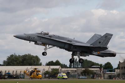 McDonnell Douglas F/A-18F Super Hornet (Spanish Air Force)