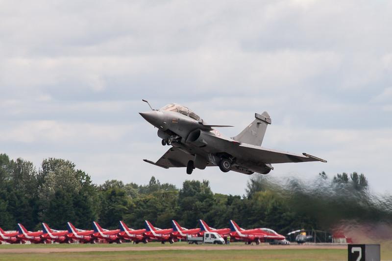 Dassault Rafale B (French Air Force)