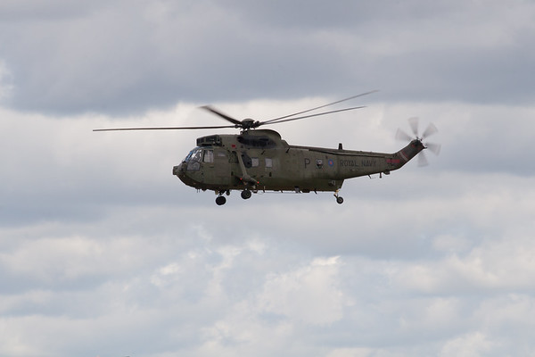Westland Sea King HC.4  (Royal Navy)