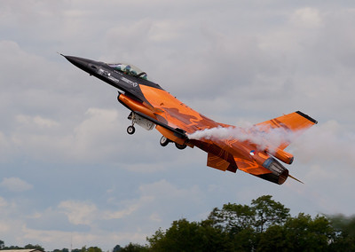 General Dynamics F-16A Fighting Falcon  (Royal Netherlands Air Force)