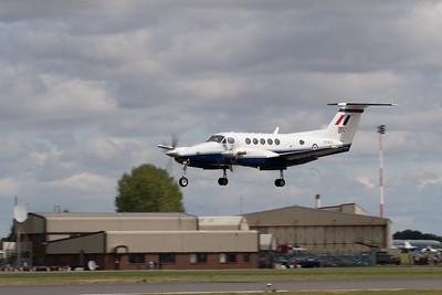 Hawker Beechcraft King Air 200  (Royal Air Force)