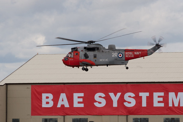 Westland Sea King HU5 (SAR)  (Royal Navy)