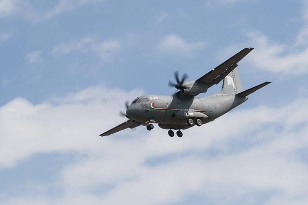Alenia C-27J Spartan (Italian Air Force)