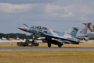Mirage 2000  (French Air Force)