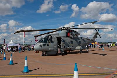 AgustaWestland Merlin HC3  (Royal Navy)