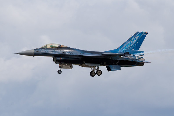 General Dynamics F-16A MLU Fighting Falcon (Belgian Air Component)