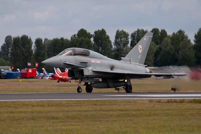 Eurofighter Typhoon F2  (Royal Air Force)