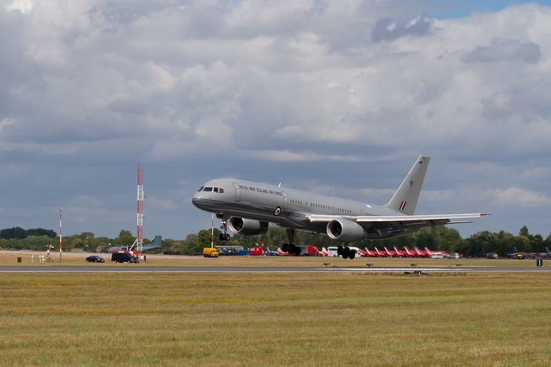 Boeing 757-200 (New Zealand Air Force)