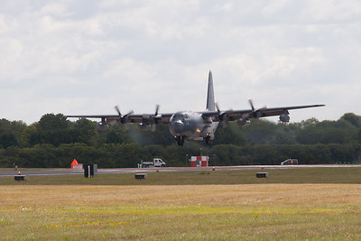 Lockheed MC-130 Hercules  (United States Air Force Special Operations Command)